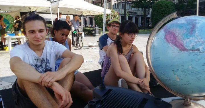 """Fff/ Il movimento racconta la """"trattativa"""" con il governo della città"""