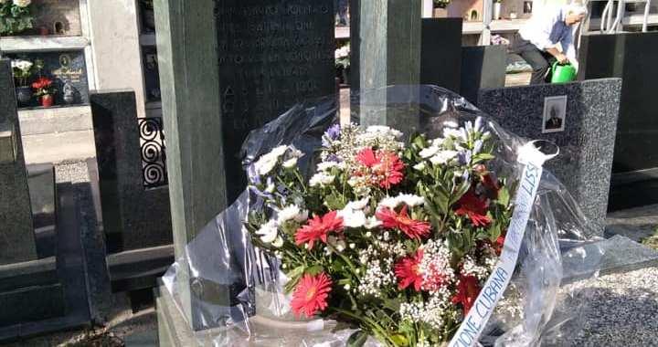 A Rebbio l'omaggio al partigiano Alfonso Lissi