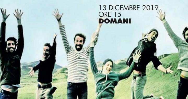 13 dicembre/ Non c'è pace senza terra/ Domani