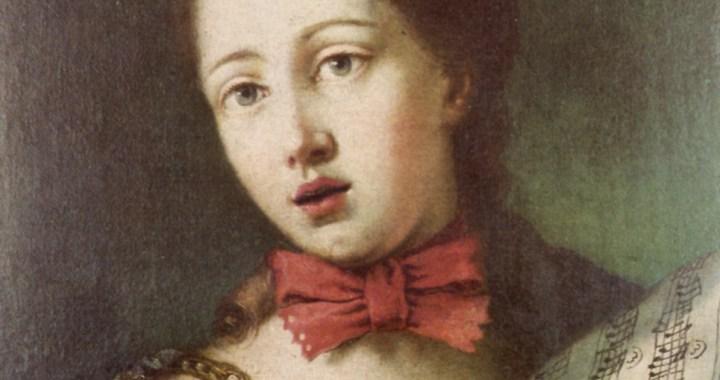 Mariateresa Lietti con Anna Banti nella Piazza virtuale dell'8 marzo a Como