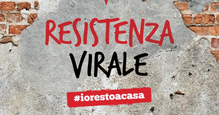 Resistenza virale: aggregazione e socialità ai tempi del virus