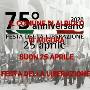 26 aprile/ Arciwebtv/ Pertini a Albiolo
