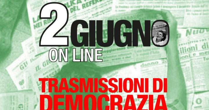 Festa della Repubblica/ Interventi e assemblea web