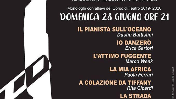 28 giugno/ Orizzonti inclinati/ Omaggio a Fellini nell'ultimo appuntamento di Nivul e Sogn