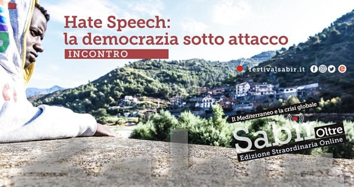 11 giugno/ Arciwebtv/ Sabir 2020/ I discorsi d'odio pericolo per la democrazia