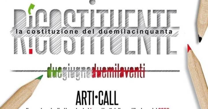 2 giugno online/ Arciwebtv/ Ricostituente – La Costituzione del 2050