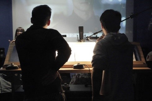 "ARCI COMO WebTV/ ""Èstate con noi""/ Doppiando ""Community"""