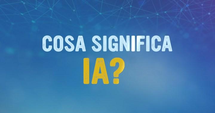 "ARCI COMO WebTV/ ""Èstate con noi""/ Cosa significa IA?"