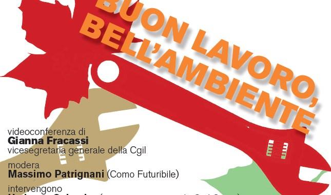 ARCI COMO WebTV/ Palinsesto 25 settembre/ Buon lavoro, bell'ambiente