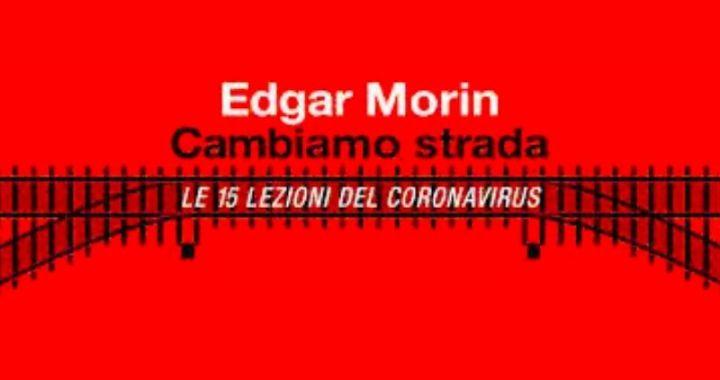 In libreria/ Edgar Morin e il coronavirus