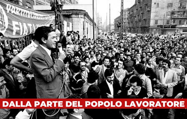 Maurizio Landini / 100 anni P.C.I., una storia grande