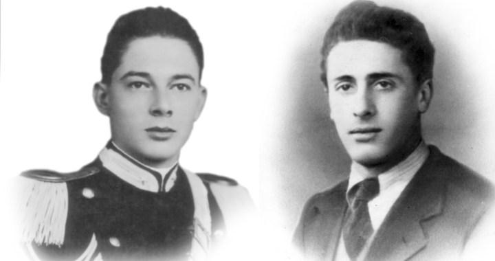 Memoria della Resistenza/ Luigi Ballerini, Enrico Cantaluppi