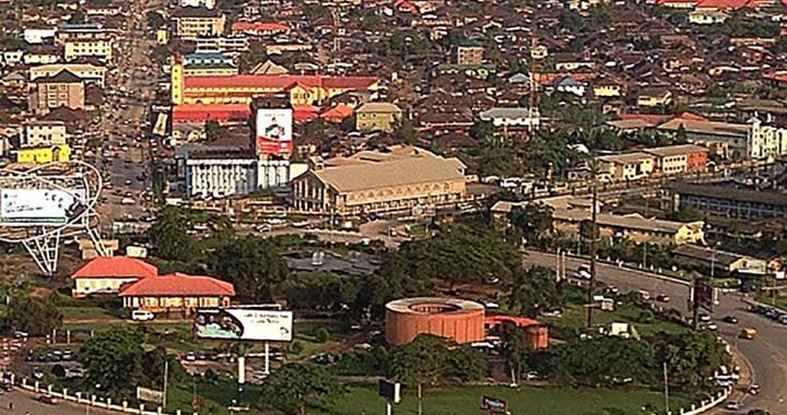 Personali geografie/ Benin City, Nigeria