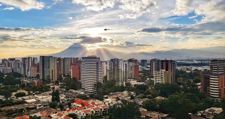 Personali geografie/ Città del Guatemala