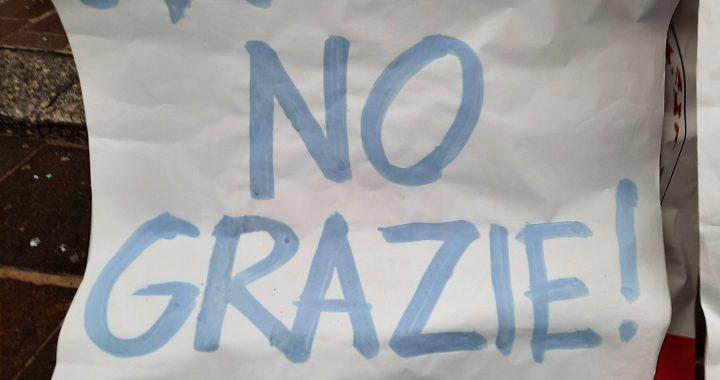 Prc/ No Draghi