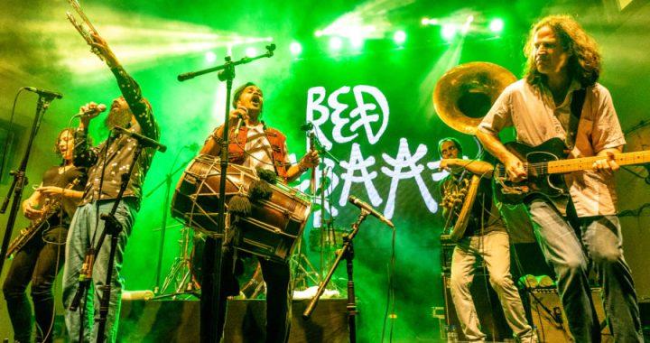 Geografie musicali/ Red Baraat/ Un crocevia sonoro esplosivo