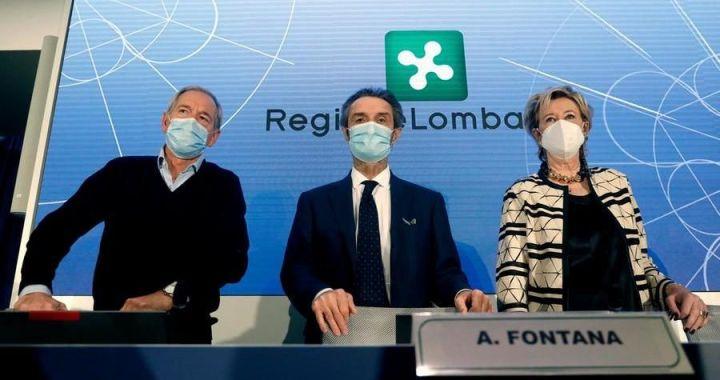 La giunta Fontana contro la Lombardia