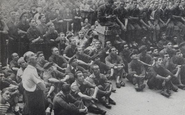 1940 – La catastrofe/ Francesco Palaia/ La fabbrica