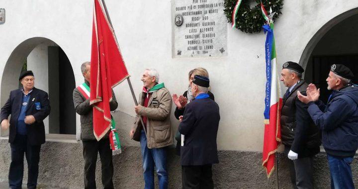 Diretta / 25 aprile in Tremezzina, Resistenza e Liberazione