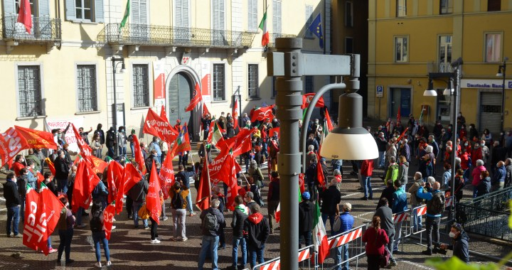 Video/ 200 Fiori partigiani a Dongo