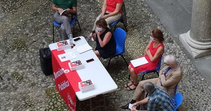 Video/ Lucia Cassina a Palazzo Cernezzi