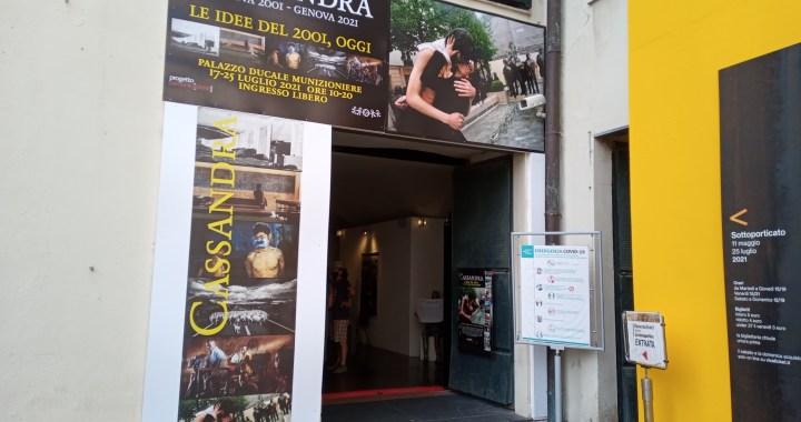 Genova 2021/ Cassandra