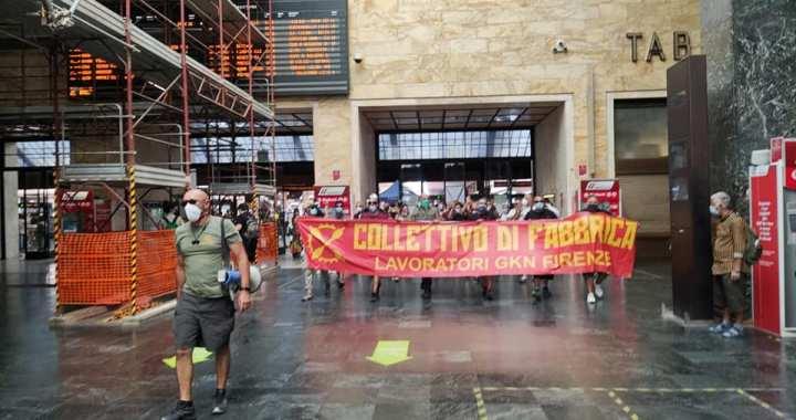 Arci Lombardia con i lavoratori Gkn