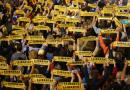 Catalogna, sentenze shock per i secessionisti