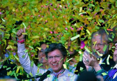 Claudia López Hernández, la prima donna alla guida di Bogotà
