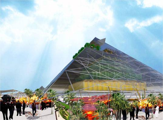 granja piramide