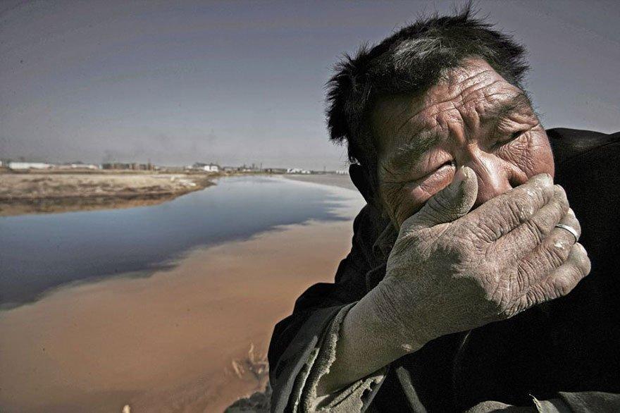 Rio Amarillo Mongolia