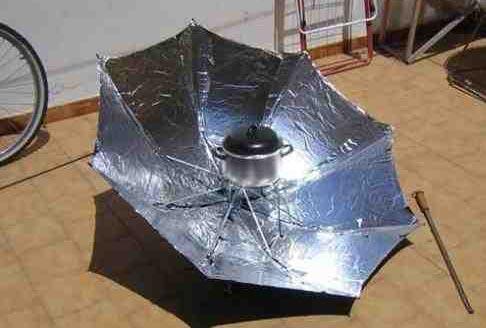 paracocina solar casera