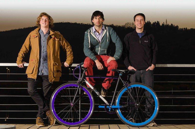 bicicleta inrobable diseñadores