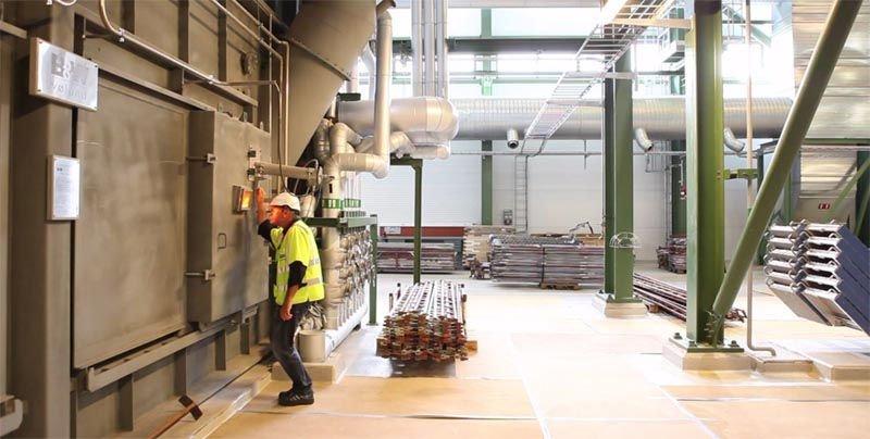 incineracion de basura en suecia
