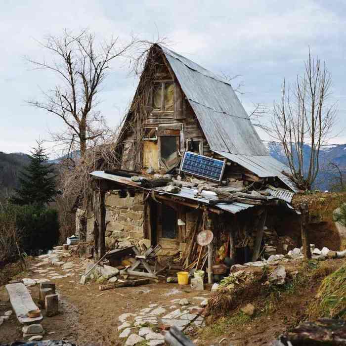 Scrublands, como vivir de manera autosuficiente en las montañas