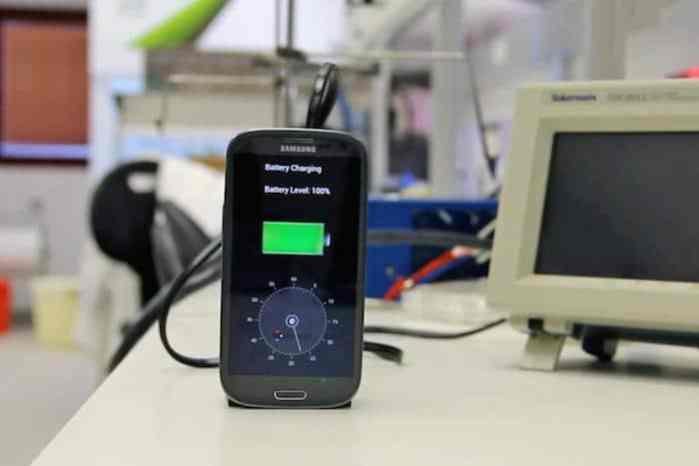 Batería de carga ultrarápida