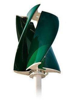 alumbrado publico autonomo farolas turbina