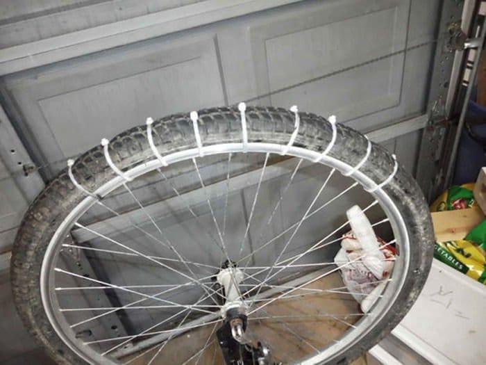 neumáticos de nieve para bicicletas