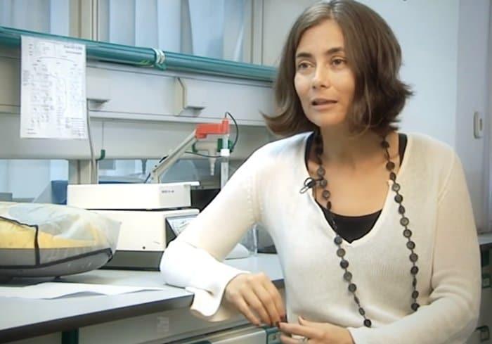 Cristina Sanchez, bioquímica molecular de la Universidad Complutense e investigadora experta en cannabinoides