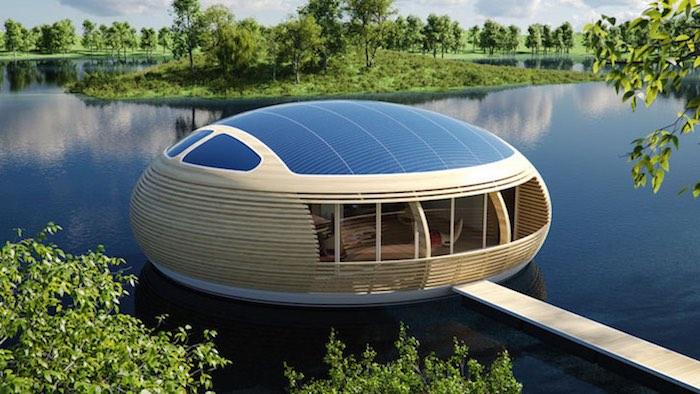 Casa solar flotante-21