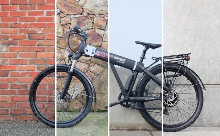 Spark e-bike
