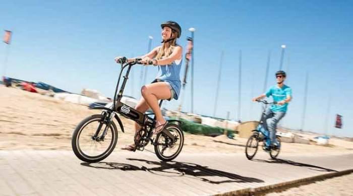 Torrot Citysurfer. Bicicletas eléctricas plegables.