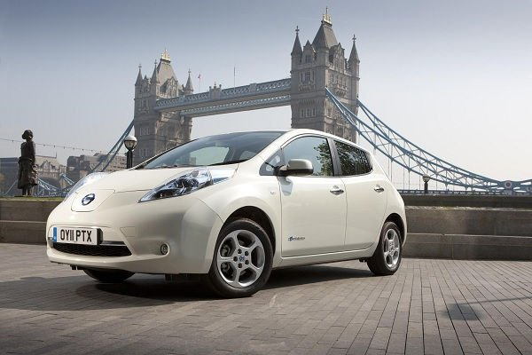 Nissan-Leaf-Londres