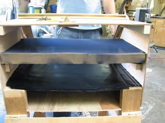 Como hacer un deshidratador de comida solar casero paso 3