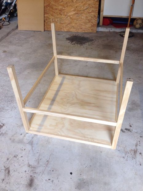 Como hacer un sillón librería 1