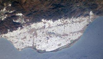 Los invernaderos de Almería podrían generar la electricidad que consume Andalucía