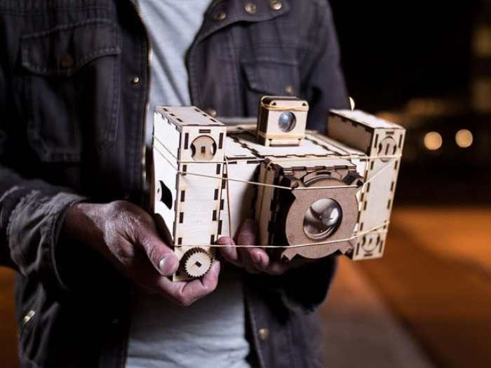The Focal Camera. La cámara modular open source que te puedes descargar y montar