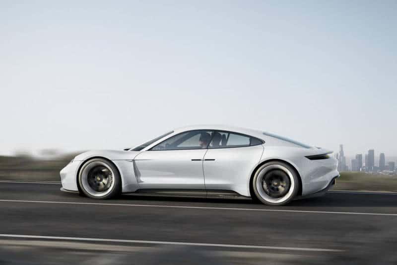 Porsche Mission E Concept 1