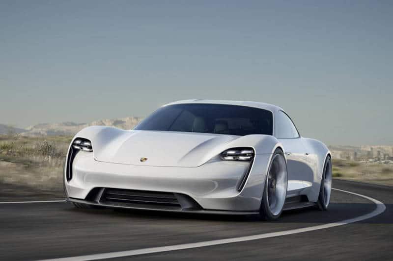 Resultado de imagen de coches electricos 2018 deportivos