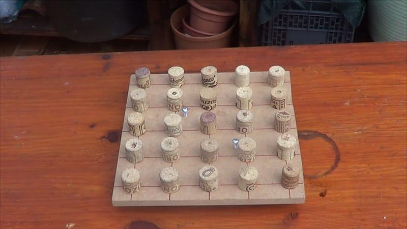 Como hacer una herramienta de siembra casera
